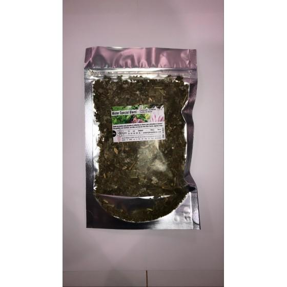 Mister Blend (framboisier / fleur de mauve / Alchemille)30 g