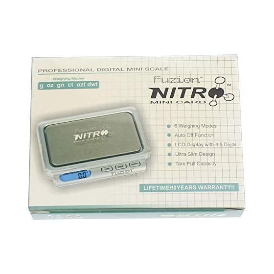 Balance Nitro Mini Card