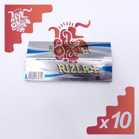Rizla + Micron Slim X10
