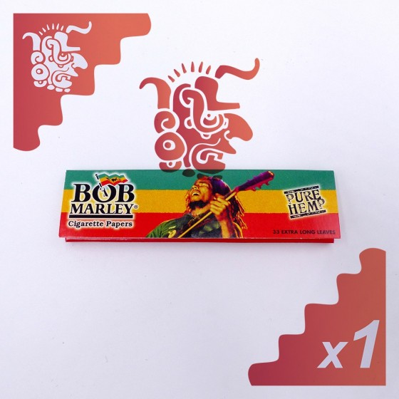 Bob Marley Cigarette Papers SLIM