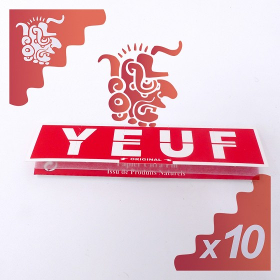 YEUF Original Slim X10