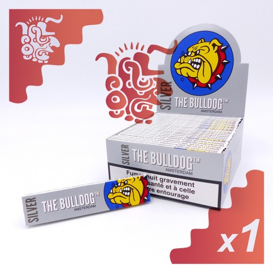 The Bulldog SILVER SLIM X50