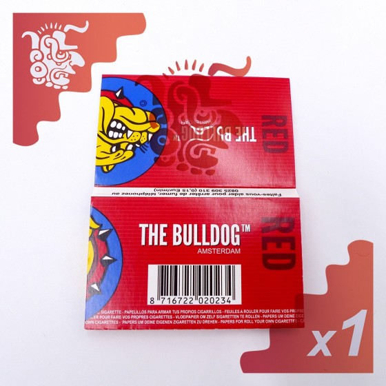 The Bulldog Regular Double Red