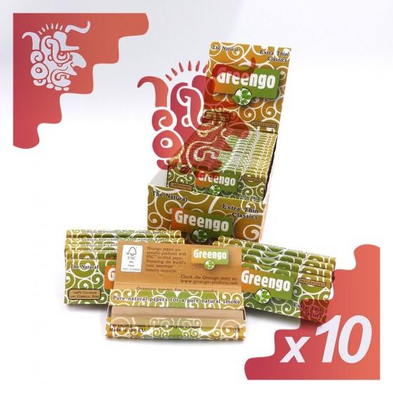 Greengo Extra Thin Classics X10