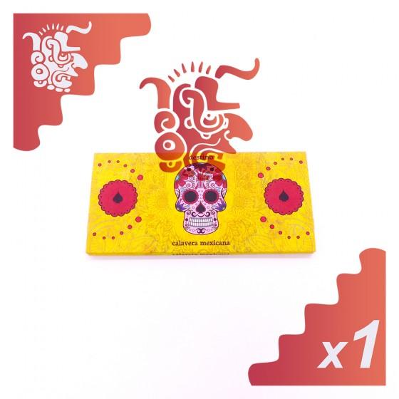 Calavera Mexicana Collection KingSize Slim + Tips