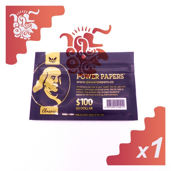 Power Papers $100