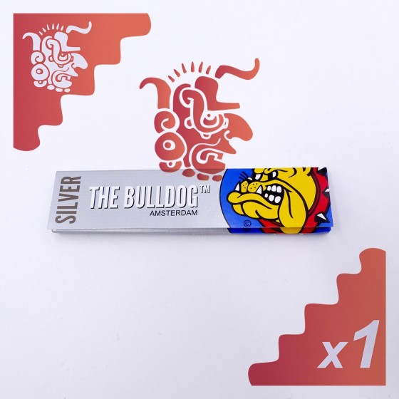 The Bulldog SILVER SLIM