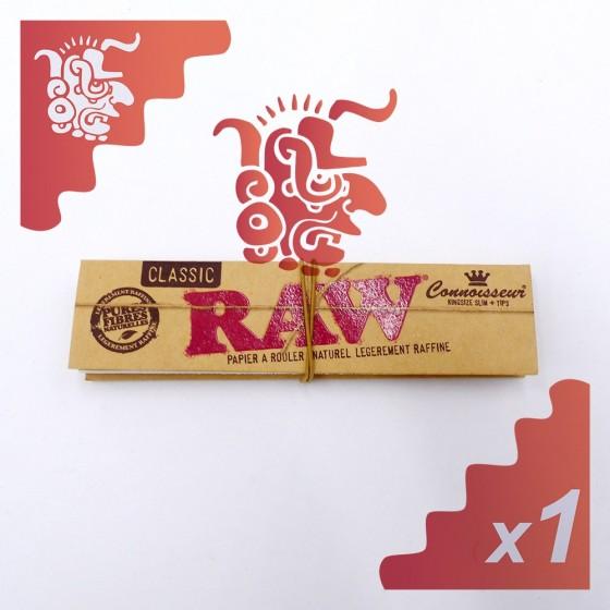 Raw + Tips KingSize Slim