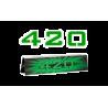 420 Slim